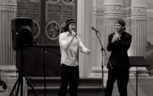 Oakland Jewish Hip-Hop at Temple sinai